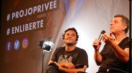 Projo Privée  & rencontre En Liberté, les vidéos