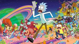 Rick et Morty : la série arrive sur myCANAL