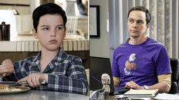 The Big Bang Theory et Young Sheldon : Le crossover