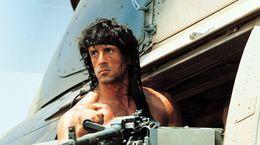 Rambo cherche la castagne sur Frisson