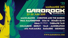Garorock 2019 : dates, programmation, billetterie… Tout ce qu'il faut savoir sur la 23ème édition !