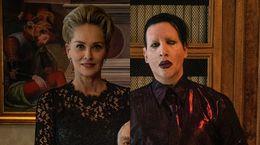 Sharon Stone et Marylin Manson sont officiellement annoncés dans THE NEW POPE