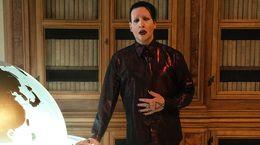 Marilyn Manson, un antéchrist au casting de The New Pope
