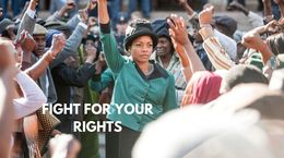 Fight for your rights ! Émotion intacte...