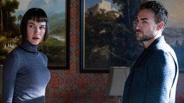 Helstrom : la série horrifique de Marvel arrive sur la pointe des pieds sur Disney+