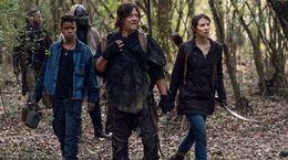The Walking Dead (OCS) saison 10 : l'épisode 17 explique enfin où était Maggie