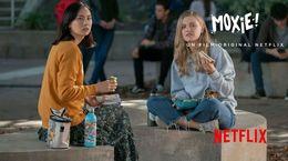 MOXIE, le teen movie féministe d'Amy Poehler qui rend hommage aux Riot grrrls