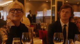 LA GRANDE TRAVERSEE : Meryl Streep et Steven Soderbergh sont sur un bateau…
