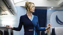 The Flight Attendant, very bad trip pour Kaley Cuoco en hôtesse de l'air