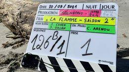 La Flamme - Les Aventuriers de Chupacabra : le tournage a démarré !