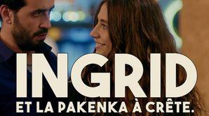 Ingrid et la pakenka à crête