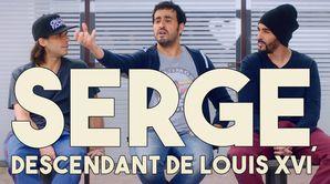 Serge, descendant de Louis XVI