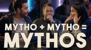 Mytho + mytho = mythos