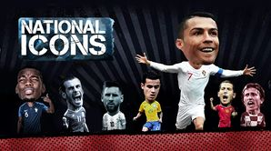 National Icons : Rooney vs Kane