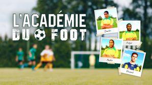 L'académie du foot : A couteaux tirés