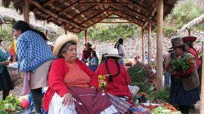Fred Chesneau au Pérou