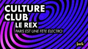 Le Rex Club : Paris est une fête électro