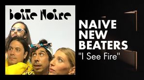 """Naive New Beaters ft Ana Zimmer - """"I see fire"""" (live)"""