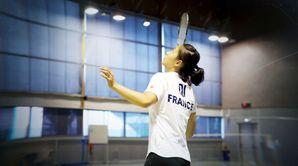 Coeurs d'athlètes : Qi Xuefei, le volant de la liberté