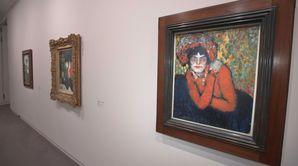 Visite privée - Picasso. Bleu et rose