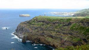 Jérôme Delafosse aux Açores