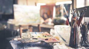 Les grands maîtres de la peinture