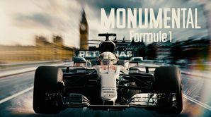 Monumental : Lewis Hamilton