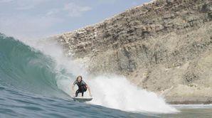 Globe surfeurs : Ecosse : rendez-vous au bout du monde