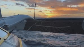 Géant volant : Les coulisses de la voile