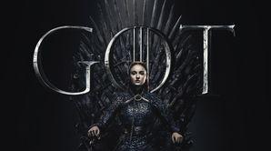 Sophie Turner : Game of Thrones S8