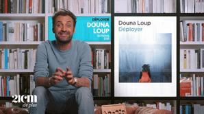 """Déployer"" - Douna Loup - 21 cm de +"