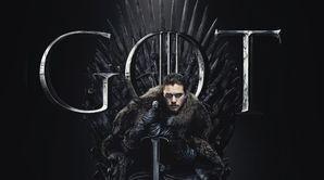 Kit Harington : Game of Thrones S8