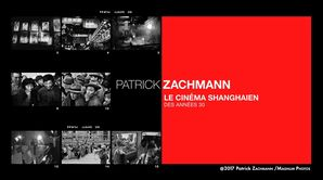 Patrick Zachmann : le cinéma Shanghaien des années 1930