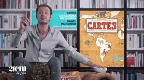 """Cartes"" - Aleksandra Mizielinska et Daniel Mizielinski"