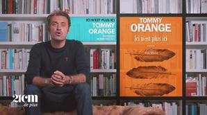 """Ici n'est plus ici"" - Tommy Orange - 21 cm de +"