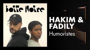 Hakim Jemili & Fadily Camara - Humoristes