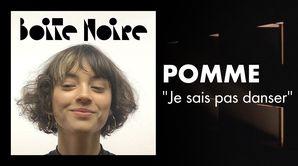 """Pomme - """"Je sais pas danser"""" (live)"""