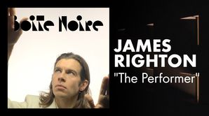 """James Righton - """"The performer"""" (live)"""