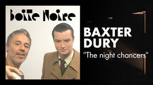 """Baxter Dury - """"The night chancers"""" (live)"""