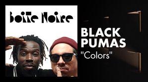 "Black Pumas - ""Colors"" (live)"