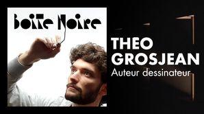 Théo Grosjean - Auteur dessinateur