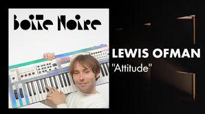 """Lewis OfMan - """"Attitude"""" (live)"""