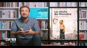"""""""La chute du Monstre"""" - Philippe Pujol  - 21 cm de +"""