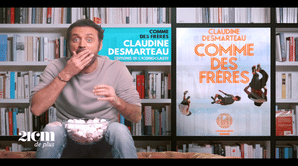 """""""Comme des frères"""" - Claudine Desmarteau"""