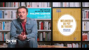 """""""Mélancolie du pot de yaourt"""" - Philippe Garnier - 21 cm de +"""