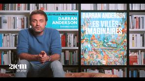"""Les villes imaginaires"" - Darran Anderson - 21 cm de +"