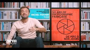 """""""50 ans de photographie française"""" - Michel Poivert - 21 cm de +"""