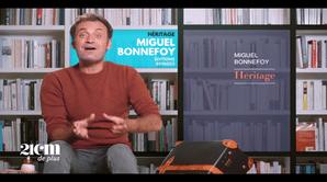 """""""Héritage""""  - Miguel Bonnefoy - 21 cm de +"""