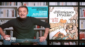 """""""Les chroniques de Prydain"""" - Lloyd Alexander"""