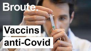 Il est pour la vaccination anti-covid